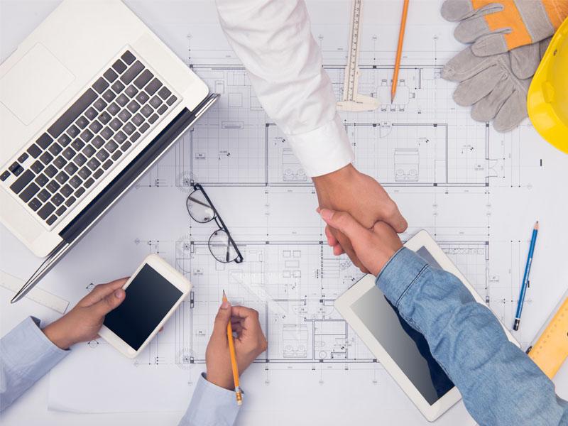 مشارکت در ساخت و ساز