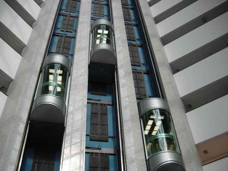 نصب آسانسور ساختمان