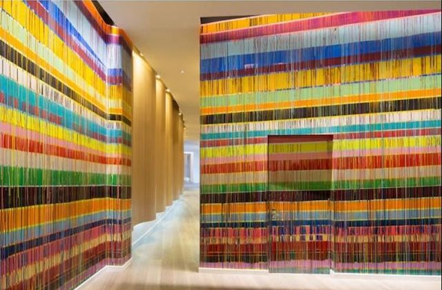 کاتالوگ رنگ های ساختمانی
